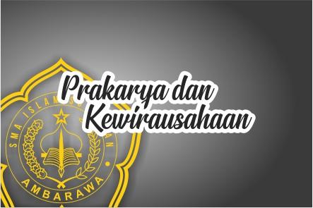 Prakarya dan Kewirausahaan Kelas X